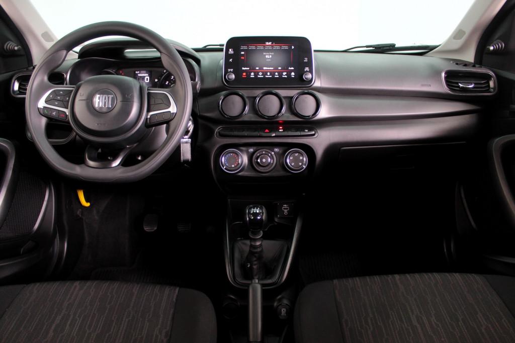Imagem do veículo FIAT ARGO 1.0 DRIVE FLEX MANUAL - 2021 - BRANCO