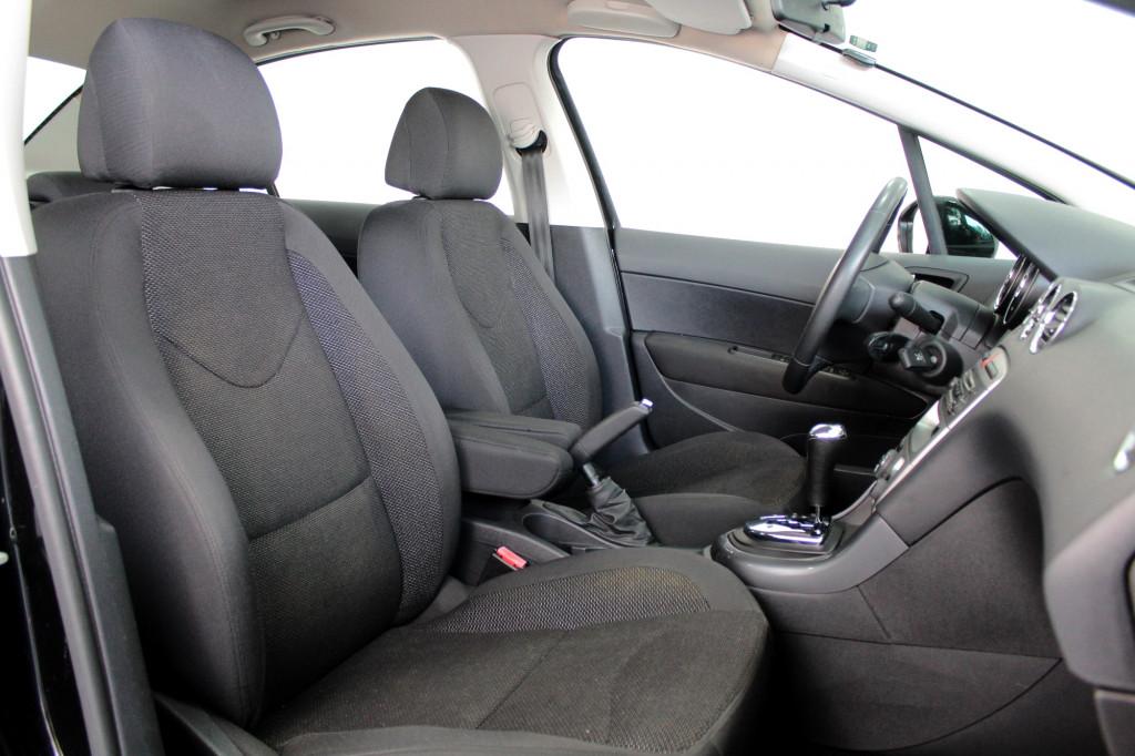 Imagem do veículo PEUGEOT 408 2.0 ALLURE FLEX AUTOMÁTICO 6M - 2014 - PRETO