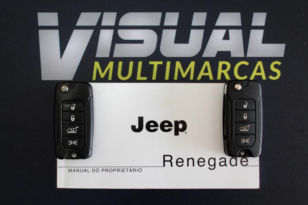 Imagem do veículo JEEP RENEGADE 1.8 SPORT FLEX MANUAL 6M - 2016 - BRANCO