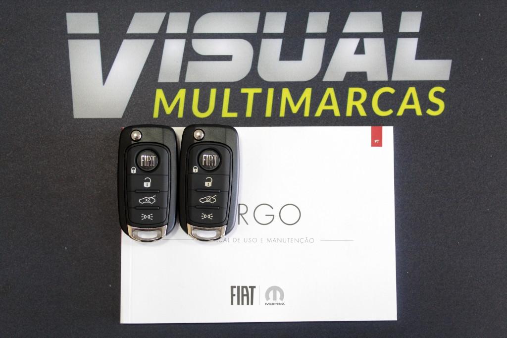 Imagem do veículo FIAT ARGO 1.3 TREKKING FLEX MANUAL - 2022 - BRANCO ** 0 KM ** UNIDADE DISPONÍVEL A PRONTA ENTREGA