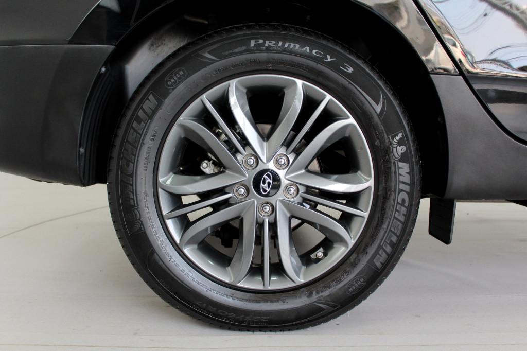 Imagem do veículo HYUNDAI IX35 2.0 GL FLEX AUTOMÁTICO 6M - 2020 - PRETO