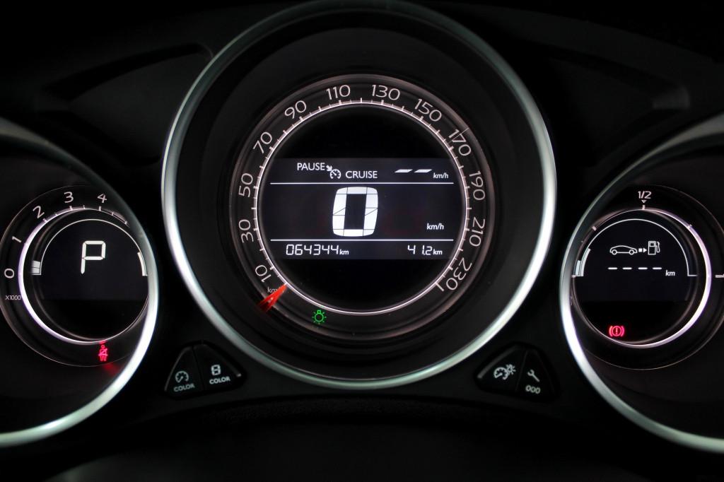 Imagem do veículo CITROËN C4 LOUNGE 1.6 TURBO TENDANCE FLEX AUTOMÁTICO 6M - 2017 - PRETO