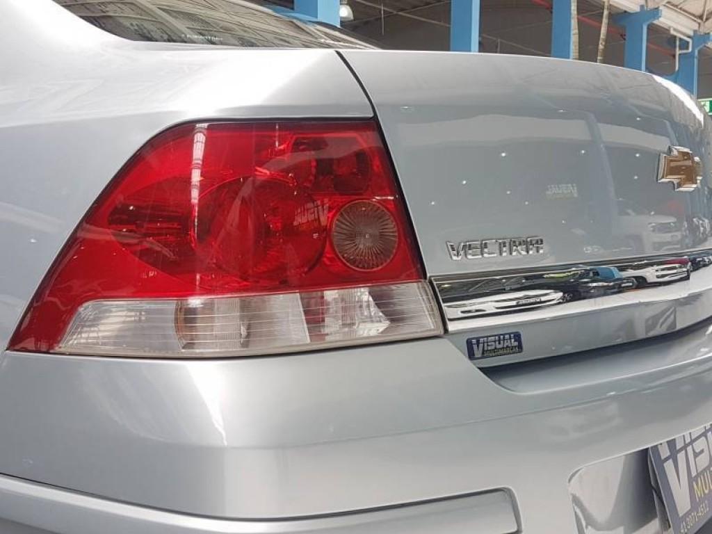 Imagem do veículo GM VECTRA EXPRESSION 2.0 FLEX 4P - 2010 - PRATA
