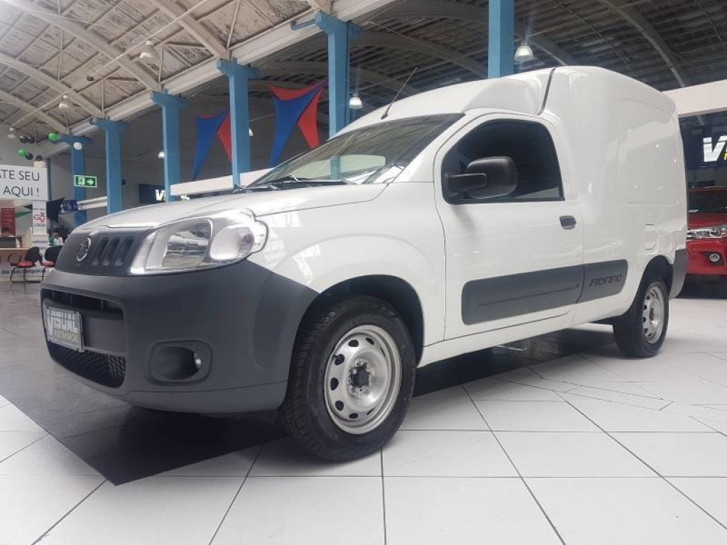 FIAT FIORINO WORKING 1.4 FLEX 2P MANUAL - 2019 - BRANCO