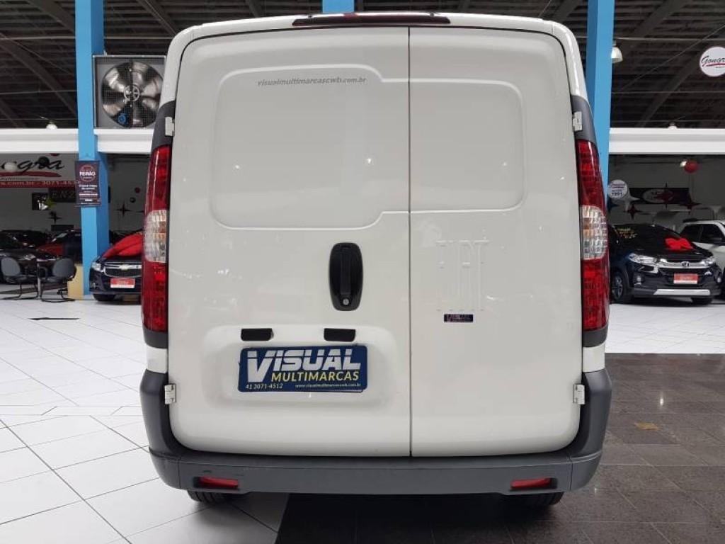 Imagem do veículo FIAT FIORINO WORKING 1.4 FLEX 2P - 2019 - BRANCO
