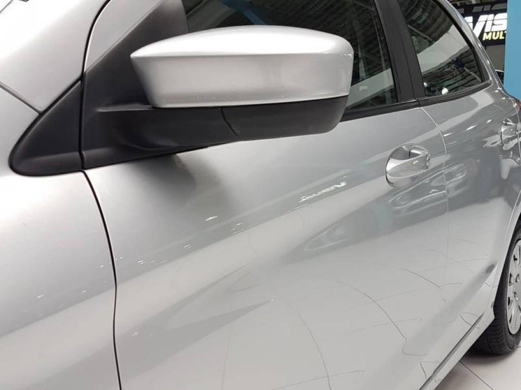 Imagem do veículo FORD KA HATCH SE 1.0 FLEX 4P MANUAL - 2019 - PRATA
