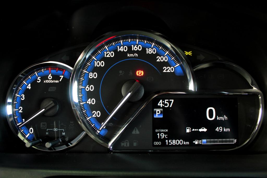 Imagem do veículo TOYOTA YARIS 1.5 X WAY CONNECT FLEX AUTOMÁTICO CVT 7M - 2020 - VERMELHO