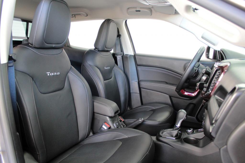 Imagem do veículo FIAT TORO 2.0 FREEDOM TURBO DIESEL 4X4 AUTOMÁTICO 9M - 2020 - CINZA
