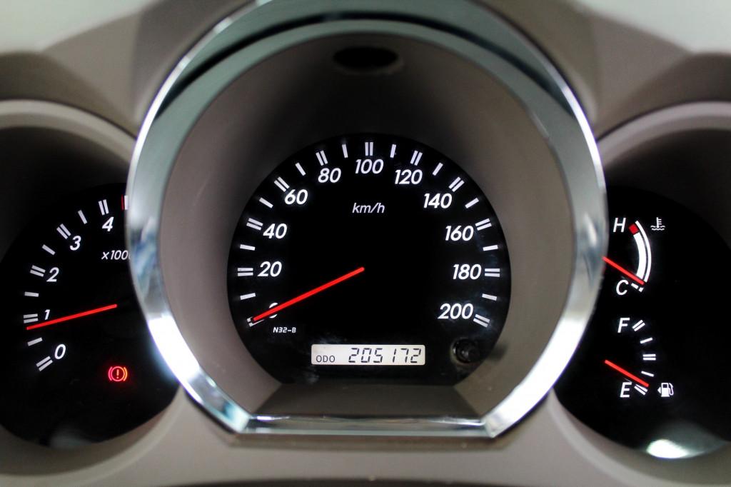 Imagem do veículo TOYOTA HILUX SW4 3.0 SRV 4X4 TURBO DIESEL AUTOMÁTICO - 2008 - PRETO