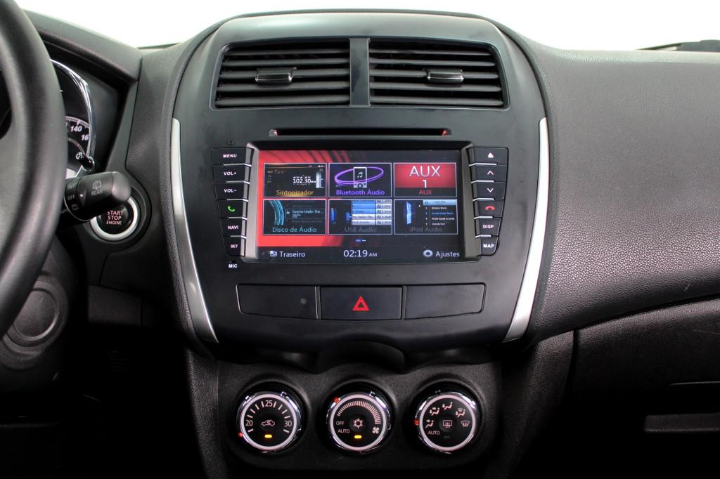 Imagem do veículo MITSUBISHI ASX 2.0 4WD AUTOMÁTICO CVT 6M - 2015 - BRANCO