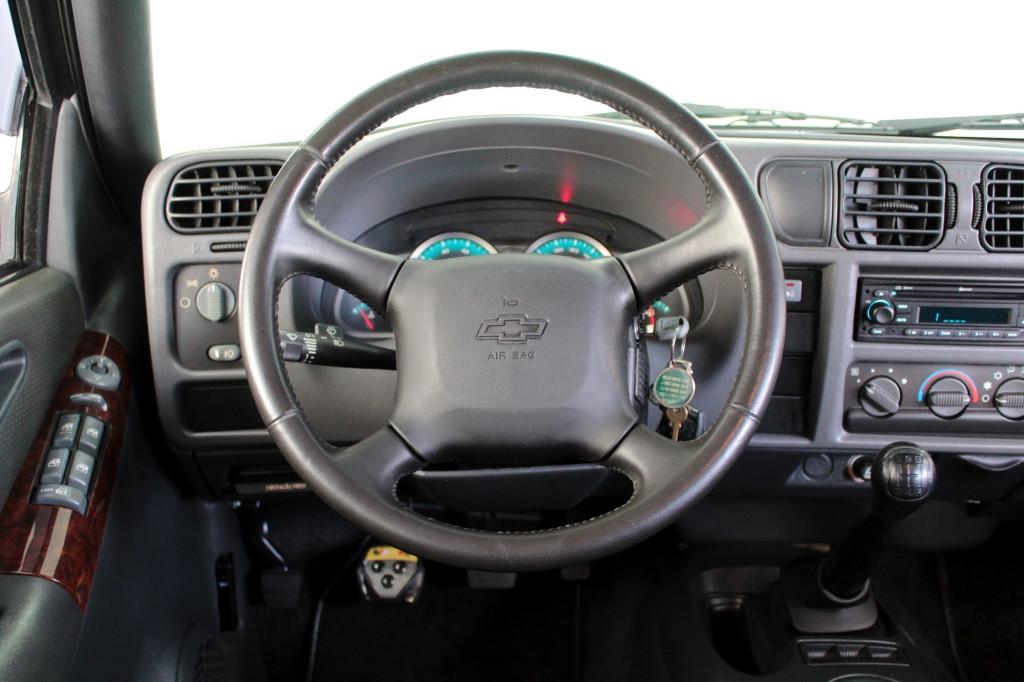 Imagem do veículo CHEVROLET S10 2.4 EXECUTIVE CD FLEX MANUAL - 2011 - BRANCO