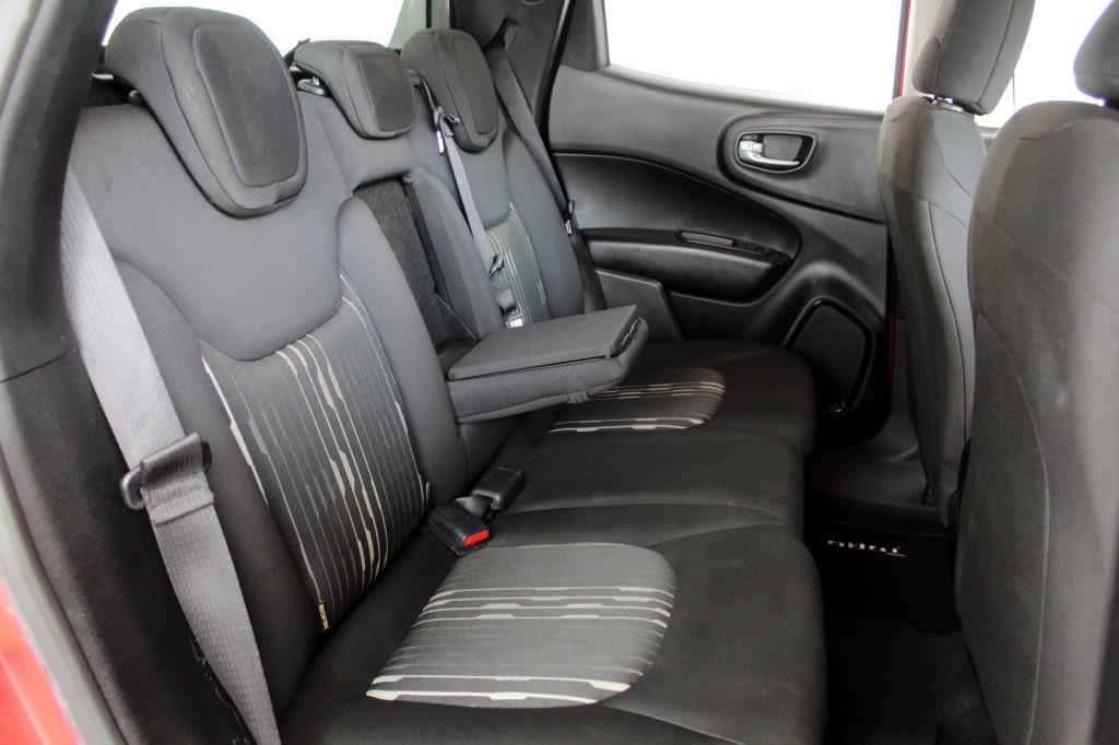 Imagem do veículo FIAT TORO 1.8 FREEDOM FLEX AUTOMÁTICO 6M - 2017 - VERMELHO