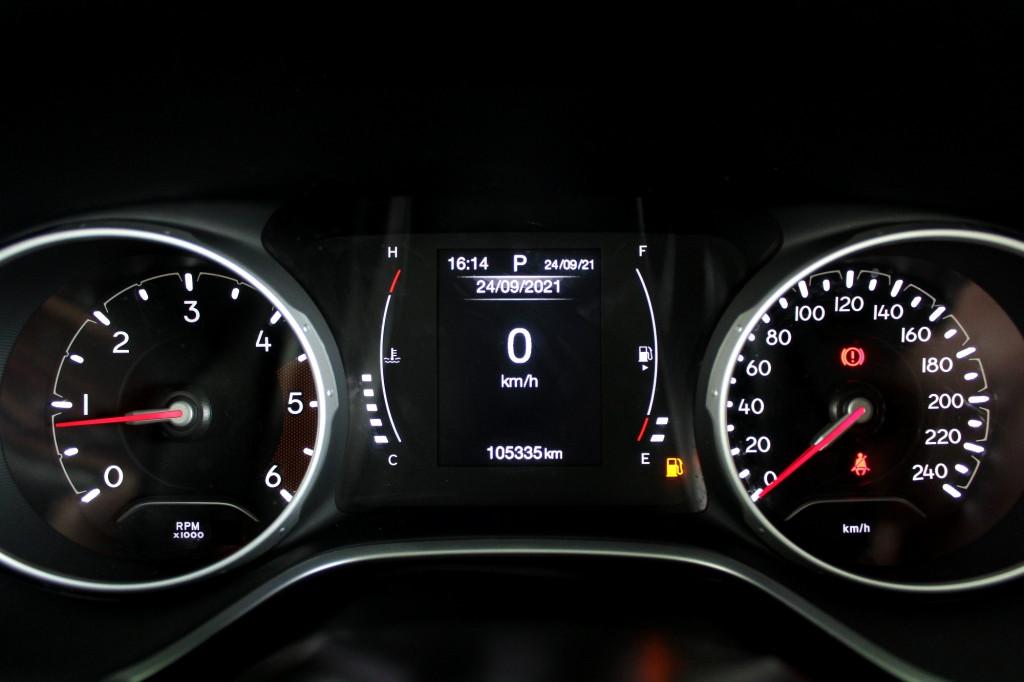 Imagem do veículo JEEP COMPASS 2.0 LONGITUDE TURBO DIESEL 4X4 AUTOMÁTICO 9M - 2017 - BRANCO