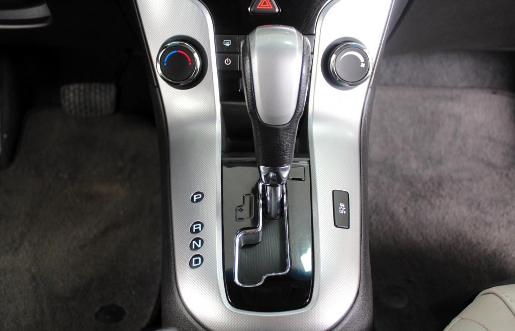Imagem do veículo CHEVROLET CRUZE 1.8 LTZ FLEX AUTOMÁTICO 6M - 2013 - PRETO