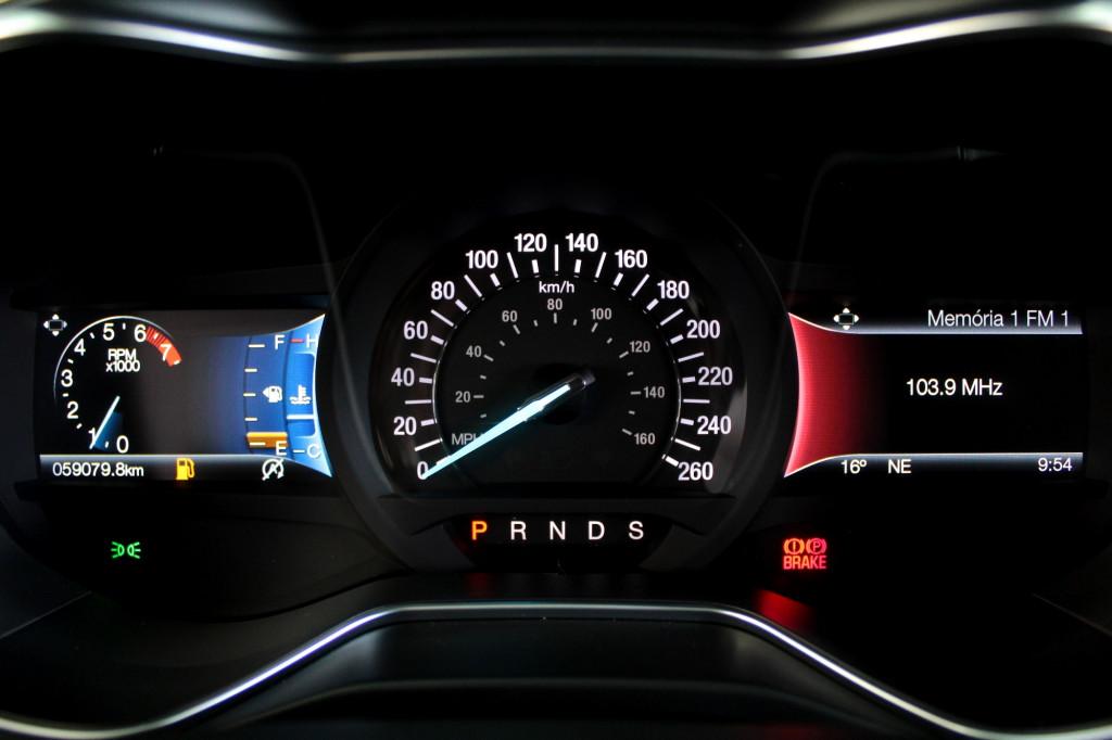 Imagem do veículo FORD FUSION 2.0 SEL AUTOMÁTICO 6M - 2017 - CINZA