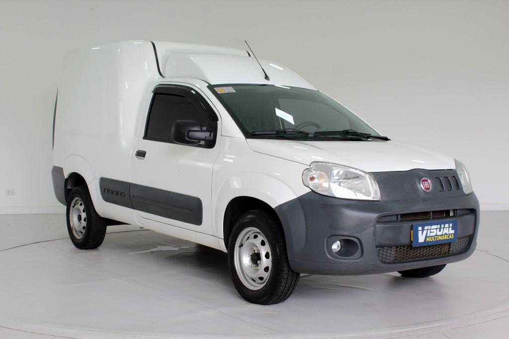 Imagem do veículo FIAT FIORINO 1.4 HARD WORKING MANUAL - 2018 - BRANCO