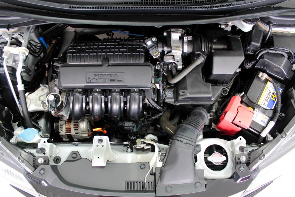 Imagem do veículo HONDA FIT 1.5 EX FLEX AUTOMÁTICO CVT - 2017 - BRANCO