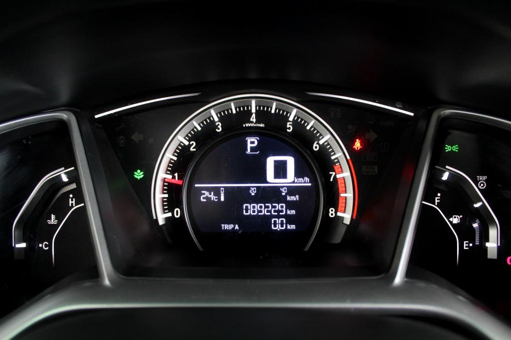 Imagem do veículo HONDA CIVIC 2.0 EX FLEX AUTOMÁTICO CVT 7M - 2017 - PRETO