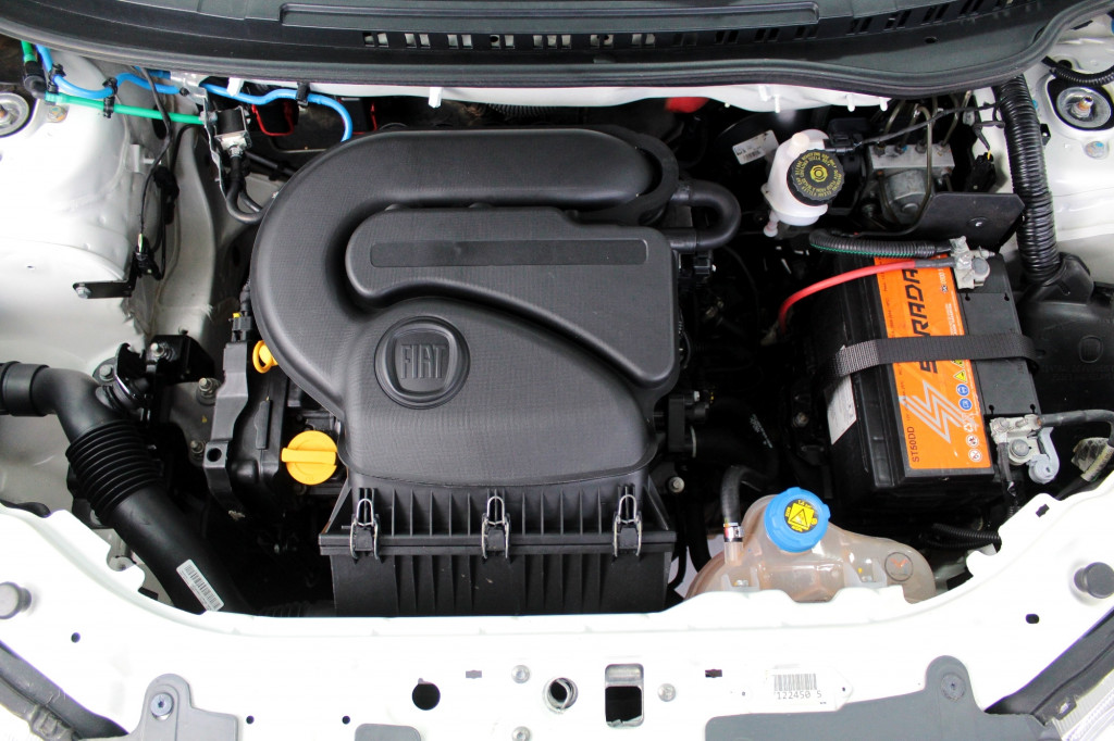 Imagem do veículo FIAT FIORINO 1.4 FLEX MANUAL - 2018 - BRANCO