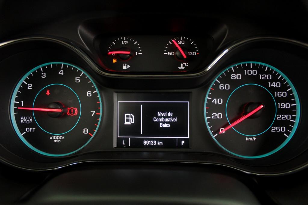 Imagem do veículo CHEVROLET CRUZE 1.4 TURBO LT FLEX AUTOMÁTICO 6M - 2018 - PRETO