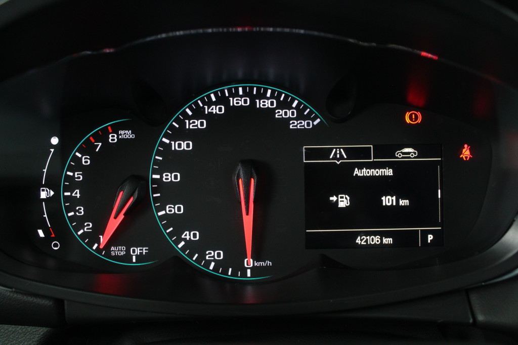 Imagem do veículo CHEVROLET TRACKER 1.4 TURBO  LTZ FLEX AUTOMÁTICO 6M - 2017 - PRETO