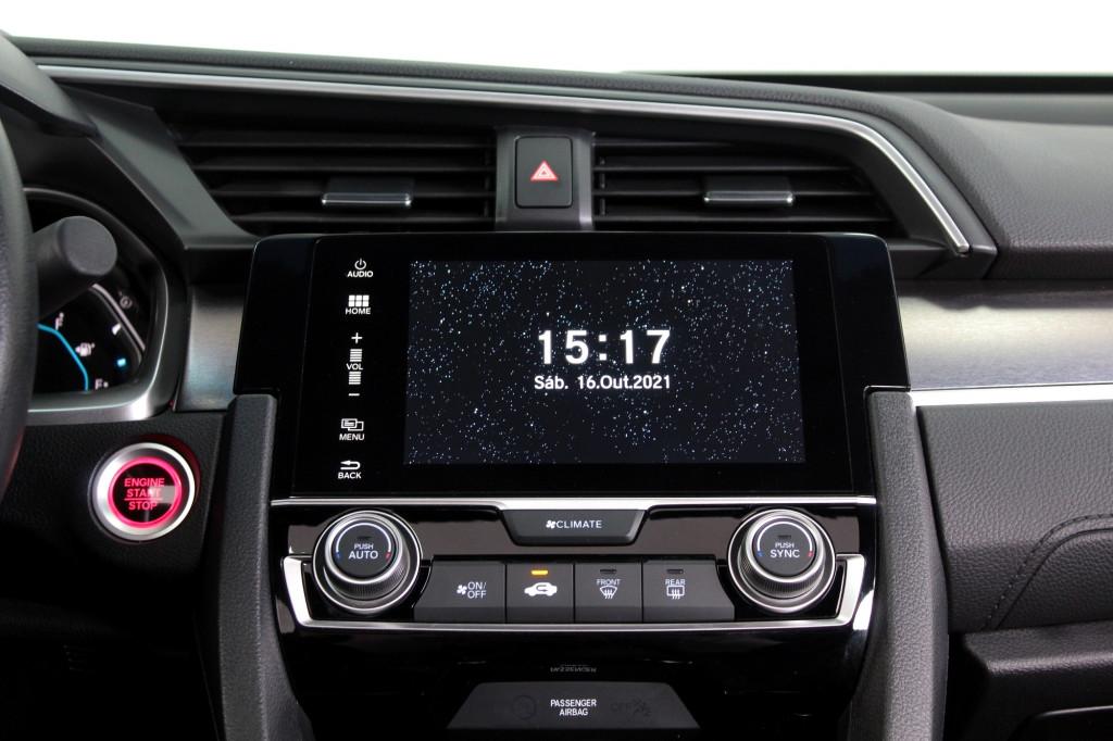Imagem do veículo HONDA CIVIC 1.5 TURBO TOURING AUTOMÁTICO CVT 7M - 2019 - PRATA