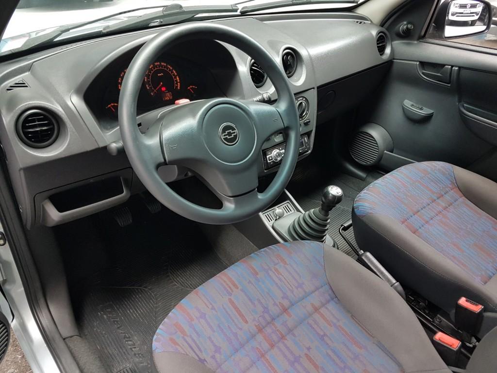Imagem do veículo GM CELTA LIFE 1.0 FLEX 4P - 2011 - PRATA