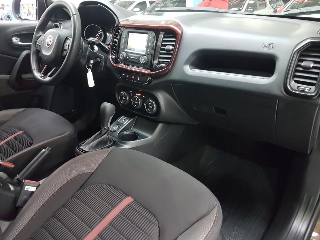 Imagem do veículo FIAT TORO FREEDOM 1.8 FLEX  6M AUTOMÁTICA - 2019 - MARROM