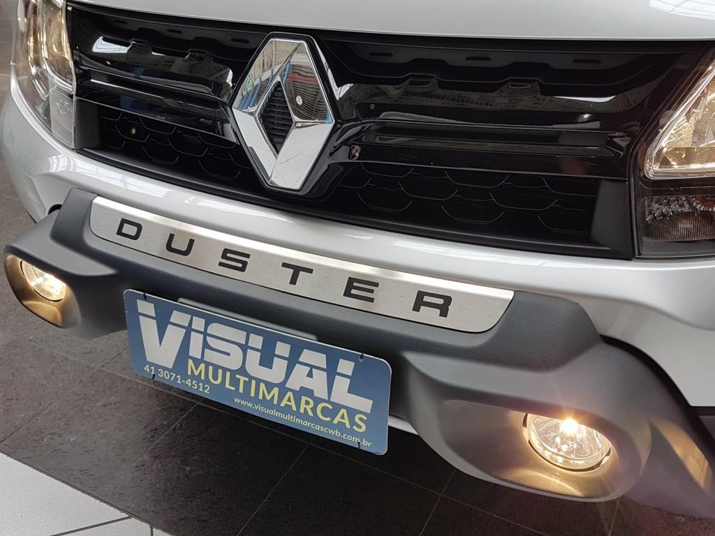 Imagem do veículo RENAULT DUSTER  DYNAMIQUE 1.6 FLEX  AUTOMÁTICO CVT - 2020 - PRATA