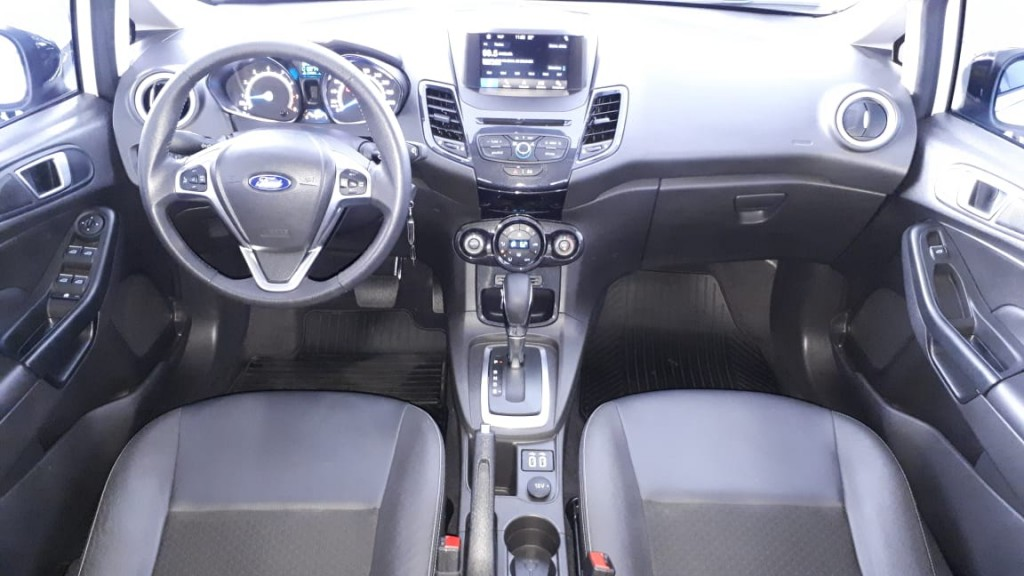 Imagem do veículo NEW FIESTA TITANIUM AUTOMÁTICO TOP DE LINHA!