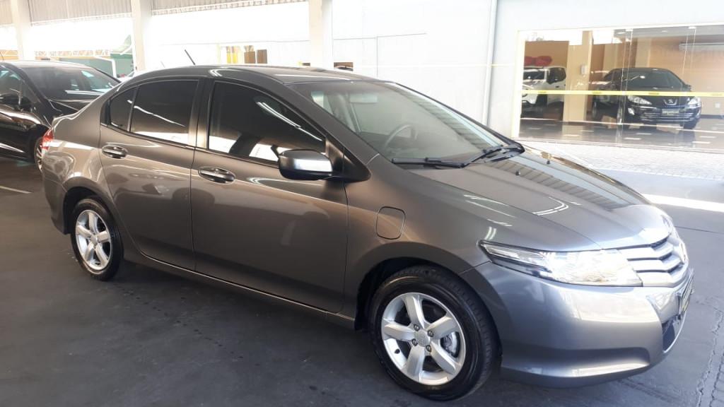 Imagem do veículo CITY 1.5 FLEX AUTOMÁTICO COM BANCOS EM COURO!