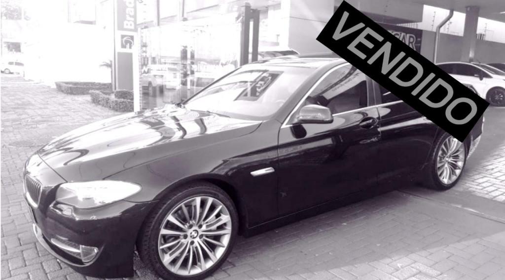 BMW 528i 2.0 AUTOMÁTICA IMPECÁVEL! APENAS 52.000 KM! ÚNICO DONO!
