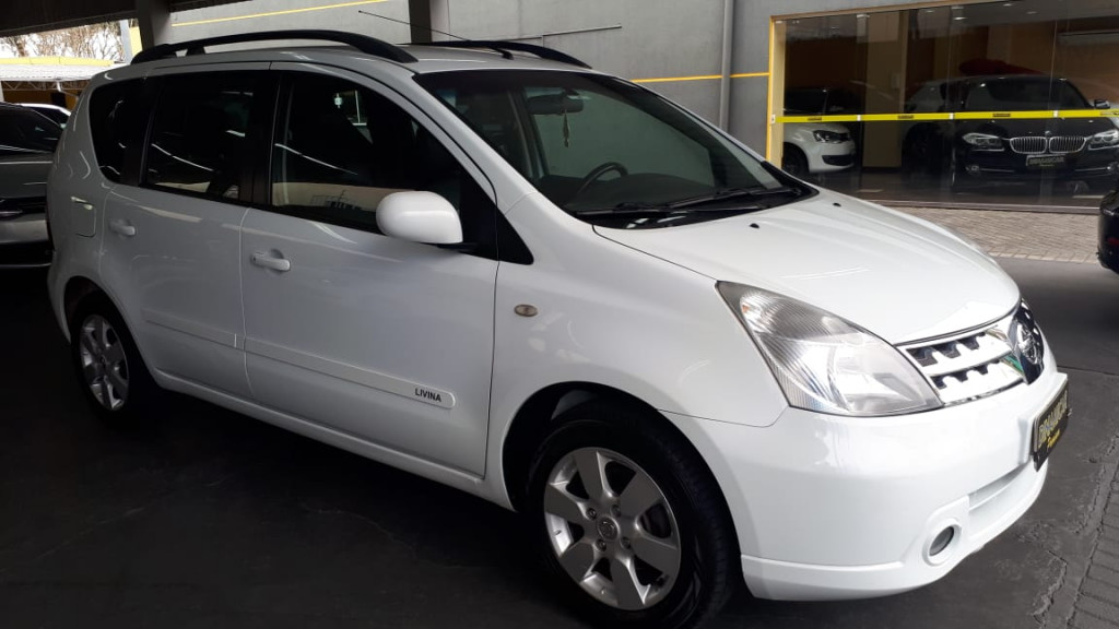 Imagem do veículo LIVINA SL FLEX FUEL TOP DE LINHA AUTOMÁTICA!
