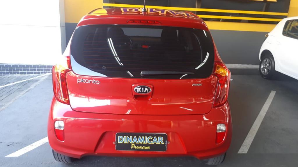 Imagem do veículo KIA PICANTO FLEX AUTOMÁTICO ÚNICO DONO COM APENAS 54.000 KM!