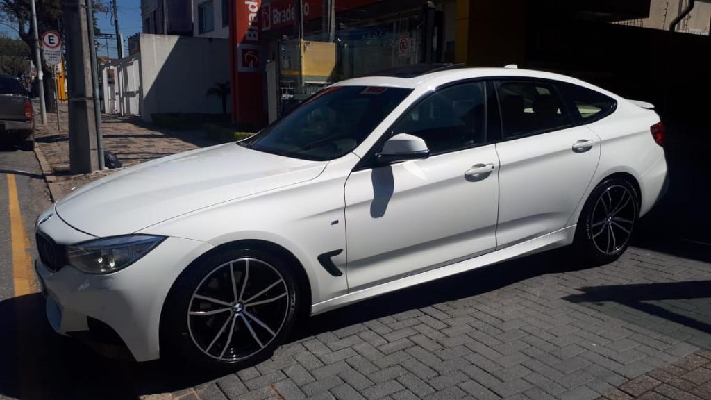 BMW 328i 2.0 GT SÉRIE M SPORT AUTOMÁTICO ÚNICO DONO!