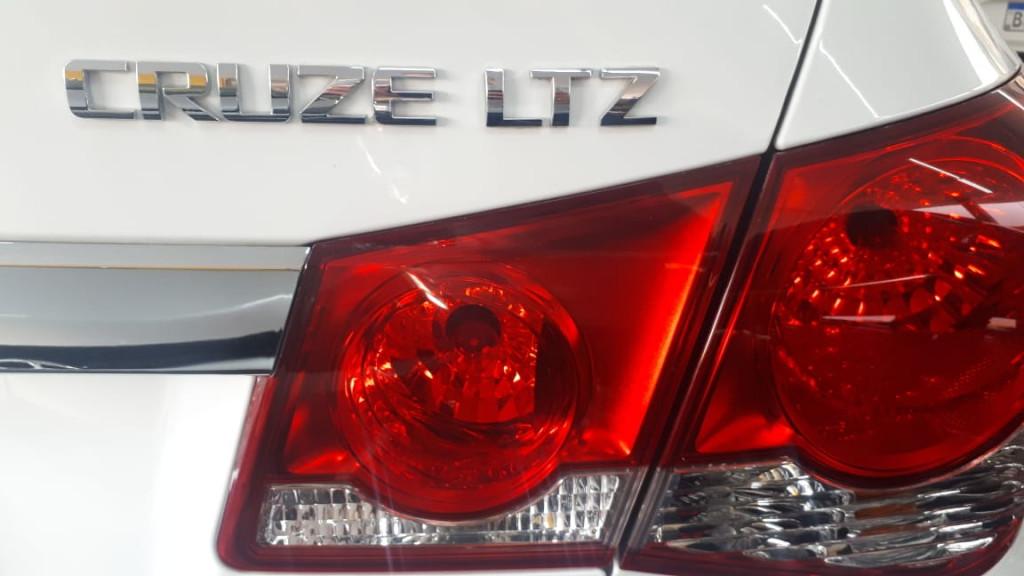 Imagem do veículo CRUZE LTZ FLEX AUTOMÁTICO TOP DE LINHA! IMPECÁVEL!