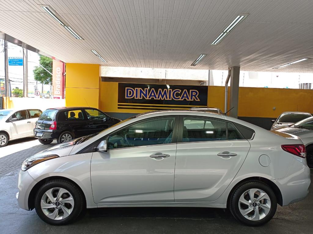 Imagem do veículo HB20S 1.6 PREMIUM AUTOMÁTICO + BANCOS EM COURO!