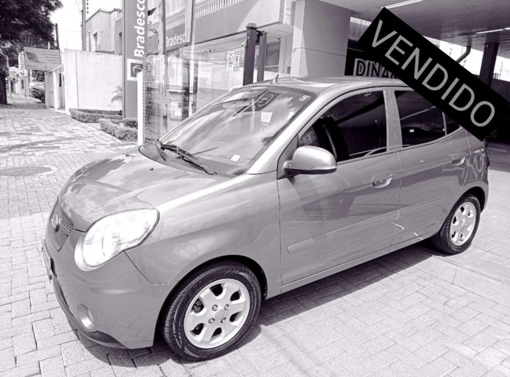 PICANTO 1.0 EX AUTOMÁTICO! COMPLETO!