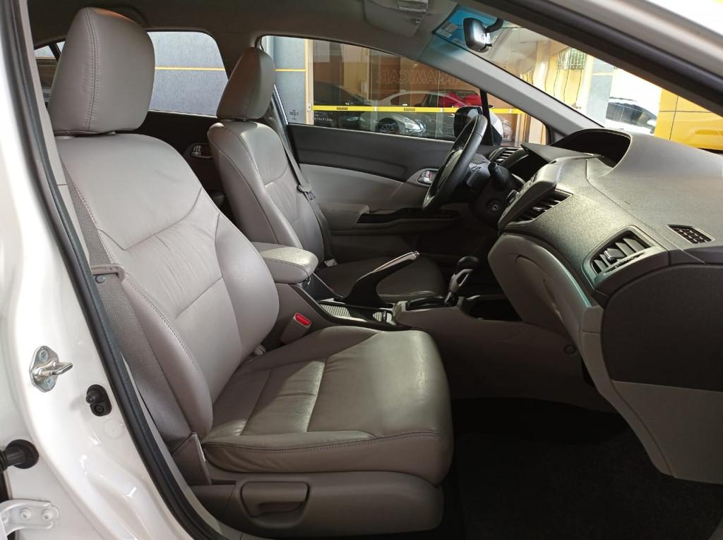 Imagem do veículo CIVIC 2.0 LXR FLEX AUTOMÁTICO!