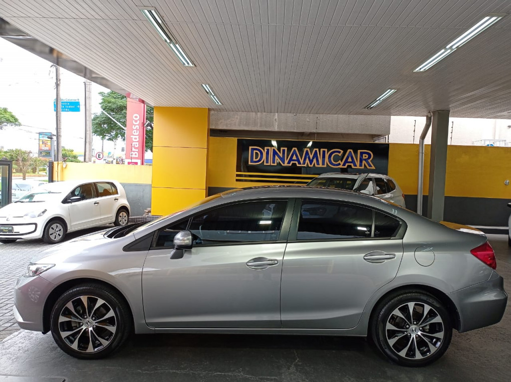 Imagem do veículo CIVIC 2.0 LXR AUTOMÁTICO + MULTIMÍDIA E PNEUS NOVOS!