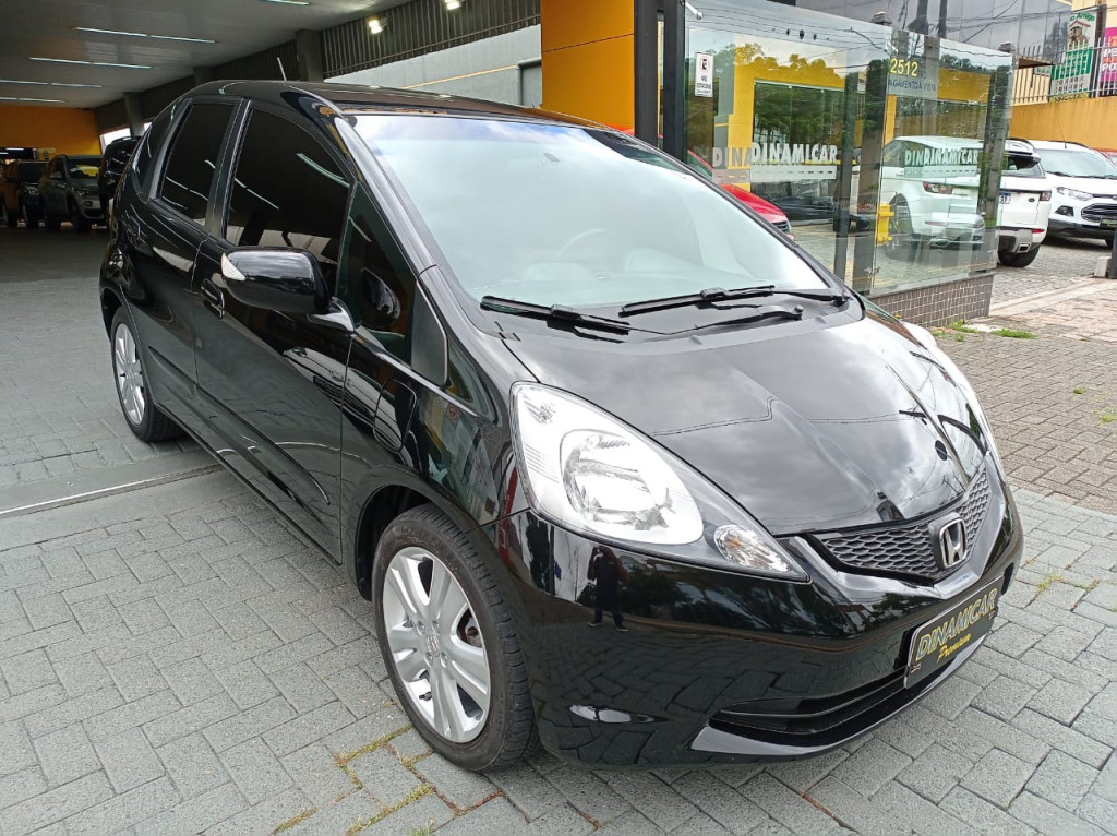 Imagem do veículo NEW FIT EX 1.5 FLEX AUTOMÁTICO!