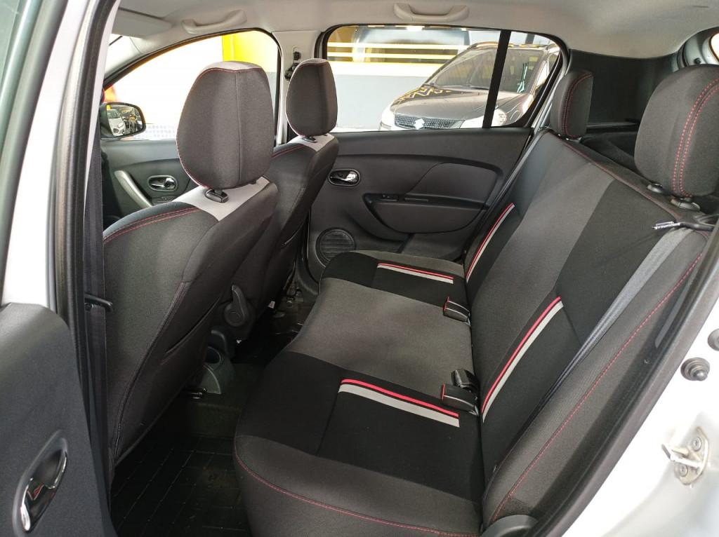 Imagem do veículo SANDERO SPORT R.S 2.0 FLEX COMPLETÍSSIMO!