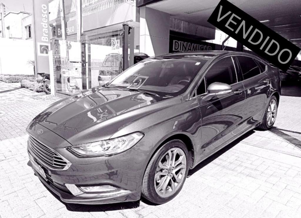 FUSION 2.0 SEL AUTOMÁTICO TOP DE LINHA + TETO SOLAR !