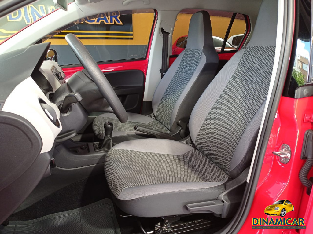 Imagem do veículo UP! TSI FLEX! COMPLETO! RIGOROSAMENTE REVISADO EM CONCESSIONÁRIA!