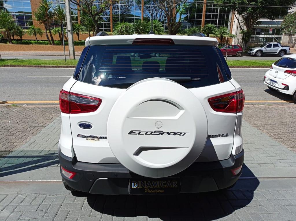 Imagem do veículo ECOSPORT 1.5 FREESTYLE AUTOMÁTICA! APENAS 8.000 ! NA GARANTIA!