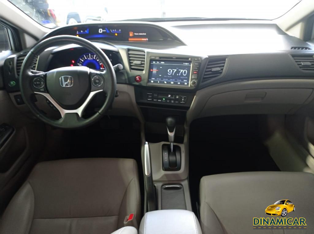 Imagem do veículo CIVIC 2.0 FLEX AUTOMÁTICO! APENAS 54.000KM! REVISADO! IMPECÁVEL!