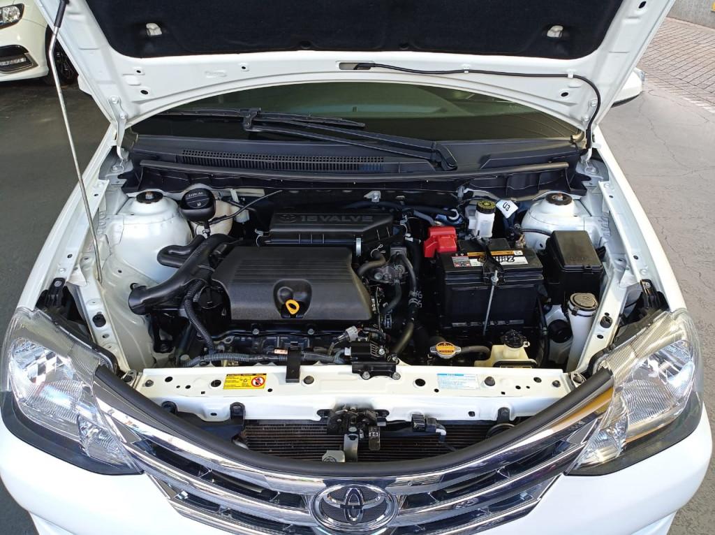 Imagem do veículo ETIOS 1.3 FLEX COM BANCOS EM COURO + CENTRAL MULTIMÍDIA