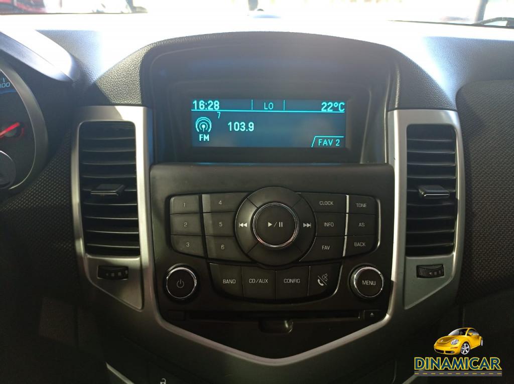 Imagem do veículo CRUZE HATCH 1.8 FLEX MANUAL COM APENAS 64.000KM! IMPECÁVEL!