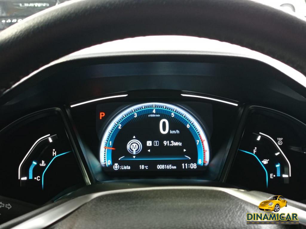 Imagem do veículo CIVIC 2.0 EXL CVT! TOP DE LINHA! APENAS 8.000 KM! GARANTIA DE FÁBRICA!
