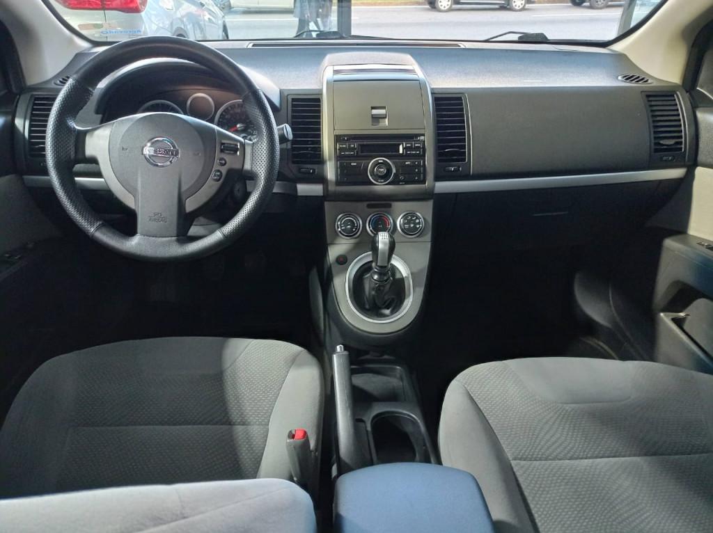 Imagem do veículo SENTRA 2.0 FLEX! COMPLETO! PERICIADO!
